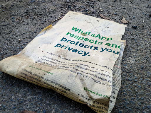 WhatsApp's new privacy policy: What lies ahead for BigTech?