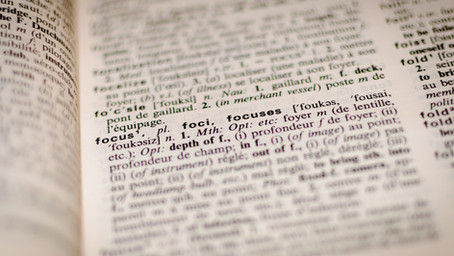 Eleanor Oliphant's vocabulary
