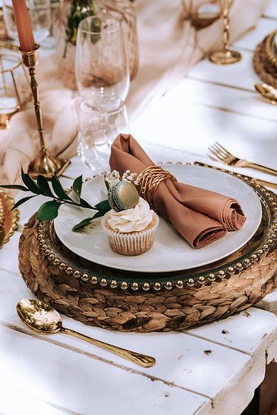 Hochzeit Dekoration Freie Trauung Tischdeko