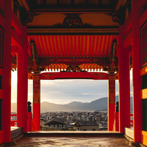 Visit Kyomizu-dera from The Millennials