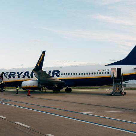 Ryanair ancora lontana da standard accettabili