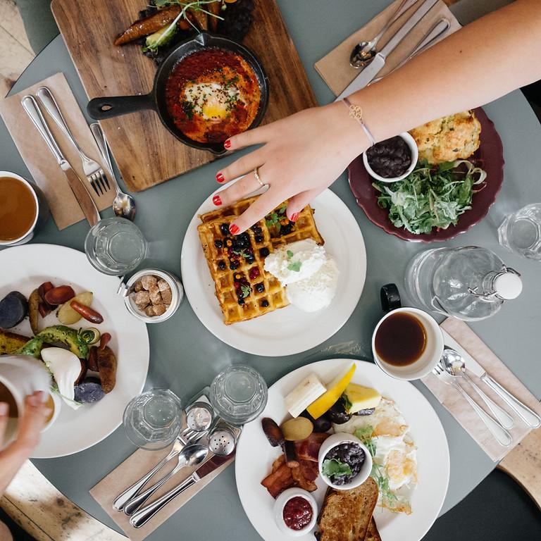 Morgonyoga & Caféfrukost #1