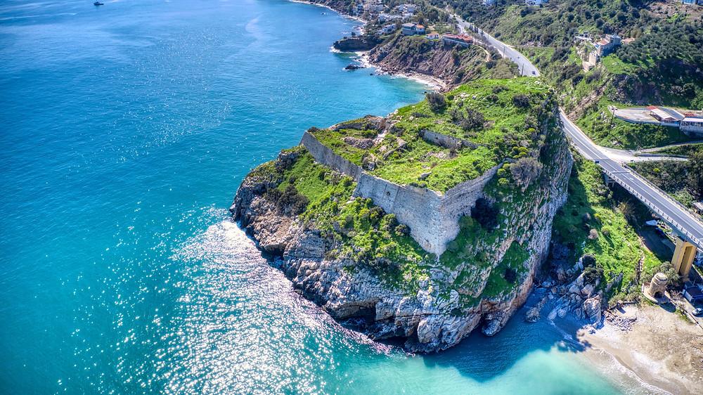 Rethymnon auf Kreta Festungsanlage