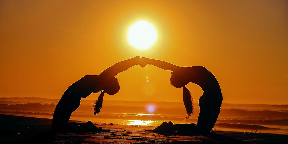 Parent & Teen Mindful Yoga Workshop