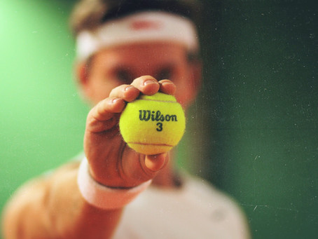 What is a talented player on tennis