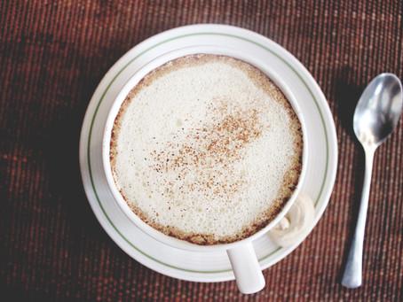 Caffeine Free Mocha Latte
