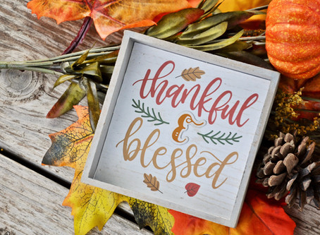 Let Thankfulness Rule in your Heart