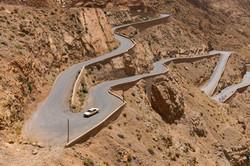 tichka roads morocco