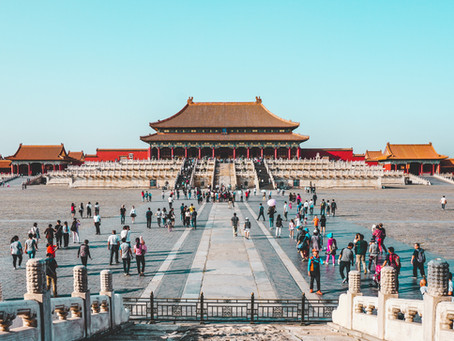China Forbidden City opens May1 to the public