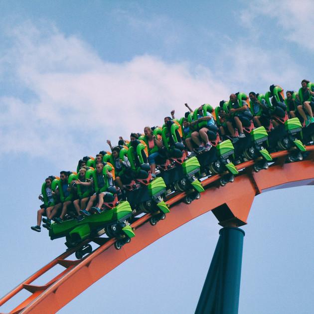 Roller Coasters Around the World