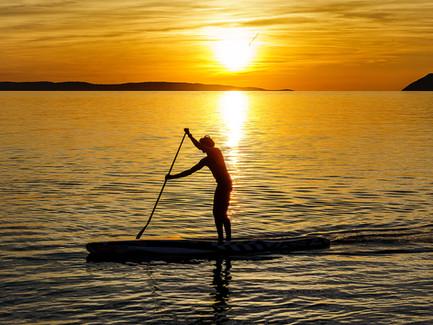 Top Ten Benefits of Standup Paddleboarding