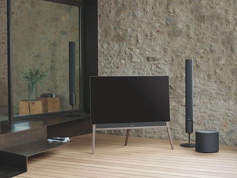 smart tv installs