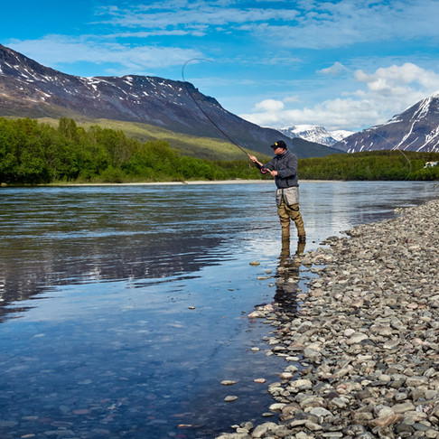A fly fishing journey that began with a single cast