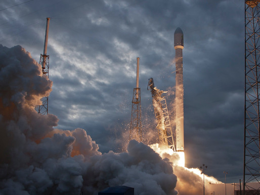 Space X's valuation skyrockets to $74 billion!