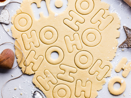 Christmas Time = Cookie Time