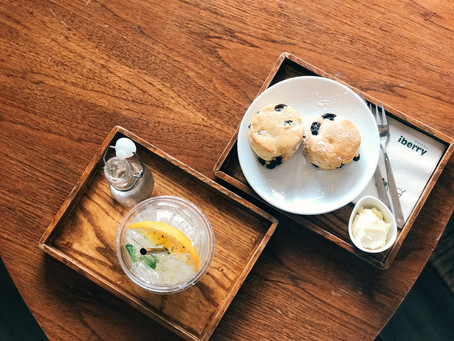 (Recept) Muffini sa Sirom i Borovnicama