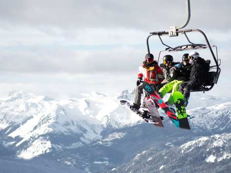 Resorts Are Taking More Safety Precautions Because Of Mid-Pandemic Skiing Boom