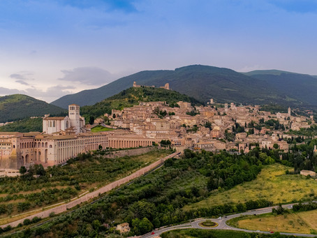 Mini Retreat in Umbria 9/20/2019-9/22/2019
