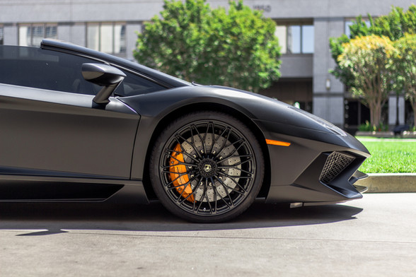 Lamborghini Aventador SV Conversion Body Kit.