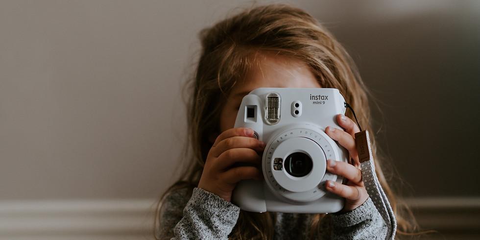 Atelier de fotografie Intro 6-12 ani