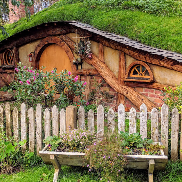 Visit Hobbiton in New Zealand