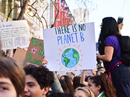Climate change: Do you feel unsafe is uncomfortable?