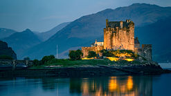 eilean donan castle seen on private isle of skye tour