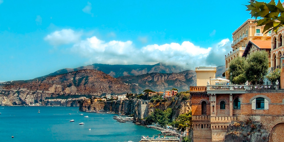 Drinking with Culture: Southern Italy Wine Tasting