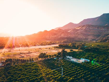 Beautiful & Artistic Ojai, California