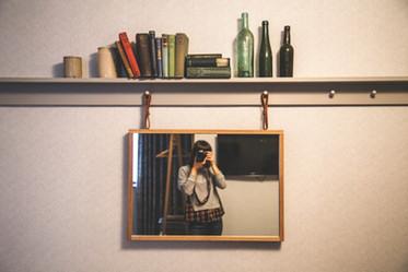 Shelf and hook idea