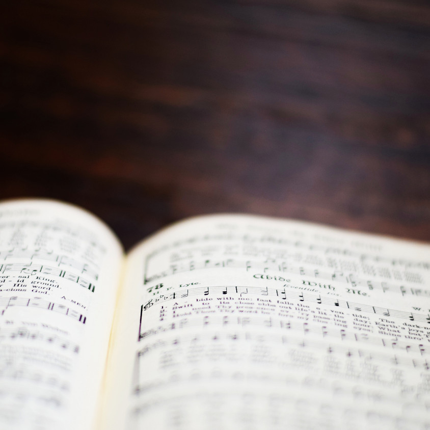 Monthly Hymn Introduction