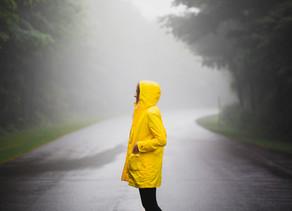 Entendendo a ansiedade no meio do caos: o que a estrada me ensinou e o que a pandemia me mostrou
