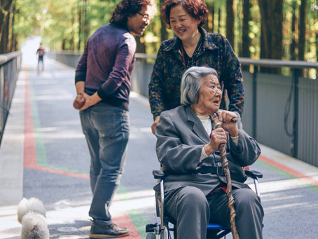 Aide à domicile aux personnes âgées : le portail national d'information pour les personnes âgées