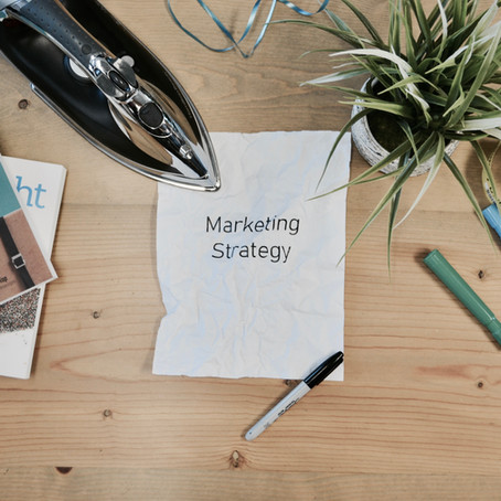 Iron Out Your Marketing Strategy for the Year Ahead