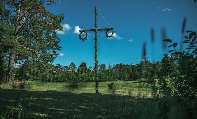 Maypole Image by Mikael Kristenson