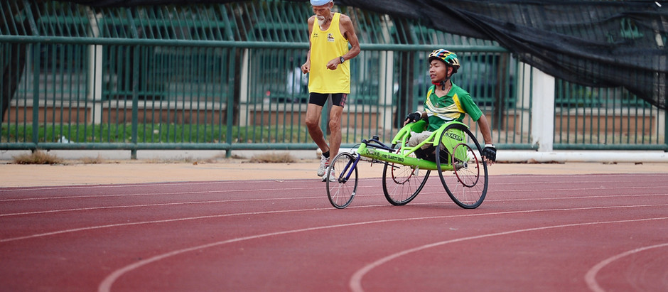 2020 Tokyo Paralympic