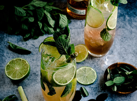 3 Ways to Preserve Garden-to-Glass Cocktail Ingredients