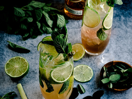 3 Ways to Preserve Garden-to-Glass Cocktail Ingredients