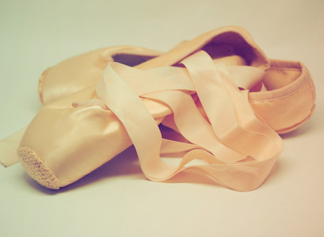 May 2020 Book of the month:  No Ballet shoes in Syria