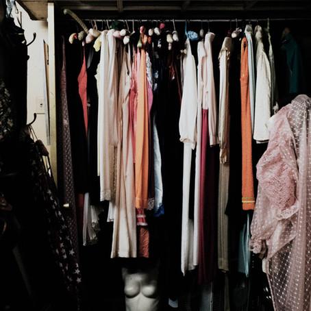 Desafio do armário organizado
