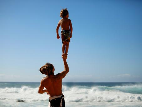 Let God Raise You Up: A Litany