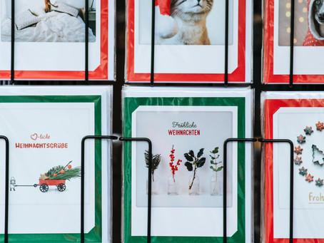 Zero Waste Holiday Card Options
