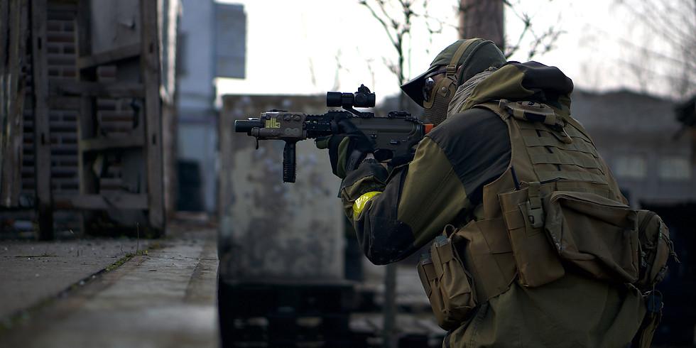 Krav Maga Urban Extreme CQB Pistol