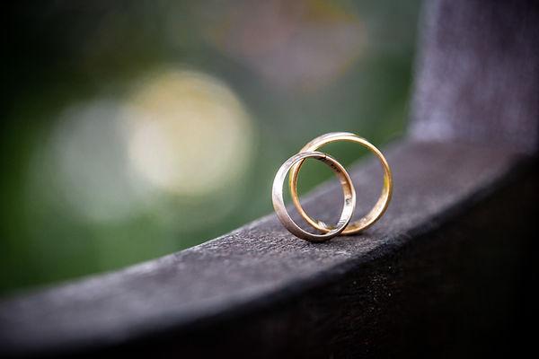 anneaux en or