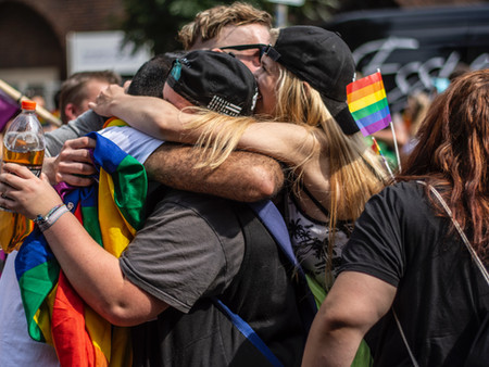There is still a long way to go for LGBTI equality, research shows