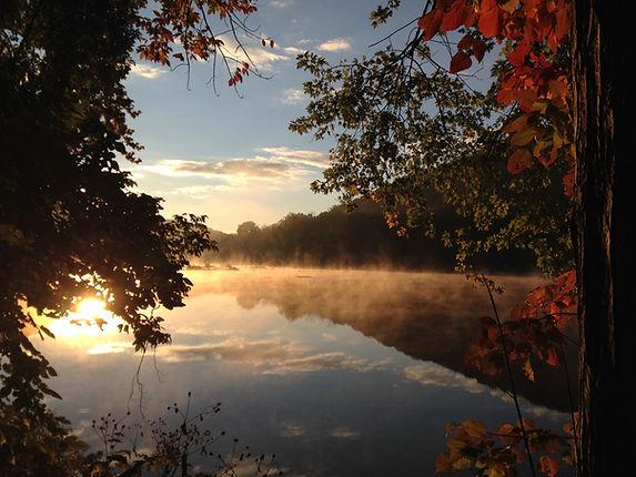 Lac en automne, Chris Liu-Beers
