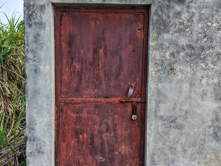 Day 11 | April Poetry Month Challenge | The Door to Somewhere