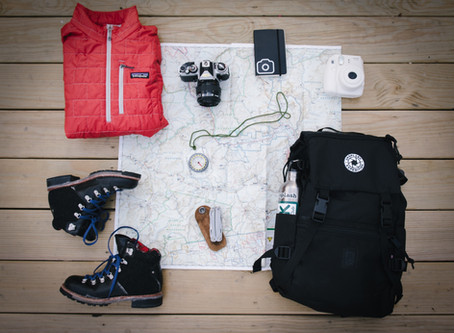 How to design and go on an adventure