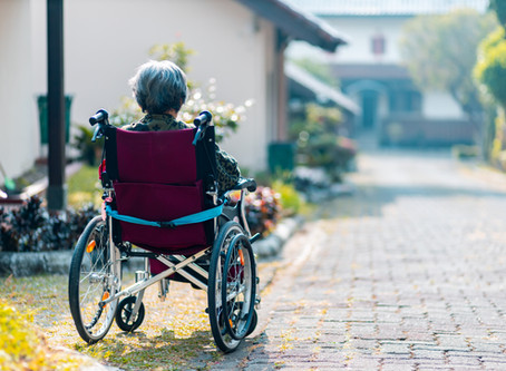 Can a Nursing Home Evict Me During this Pandemic? The Short Answer – Probably Not
