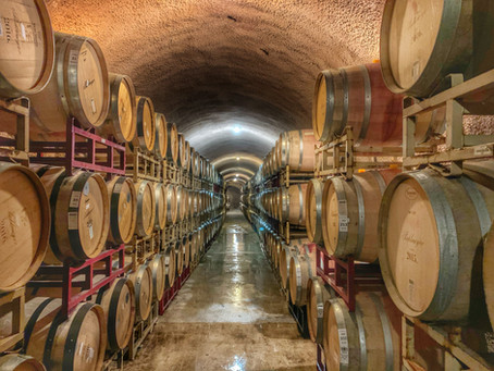 Can wine turn to be a negative carbon emission industry?